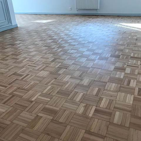 Rénovation Parquet Le Bouscat